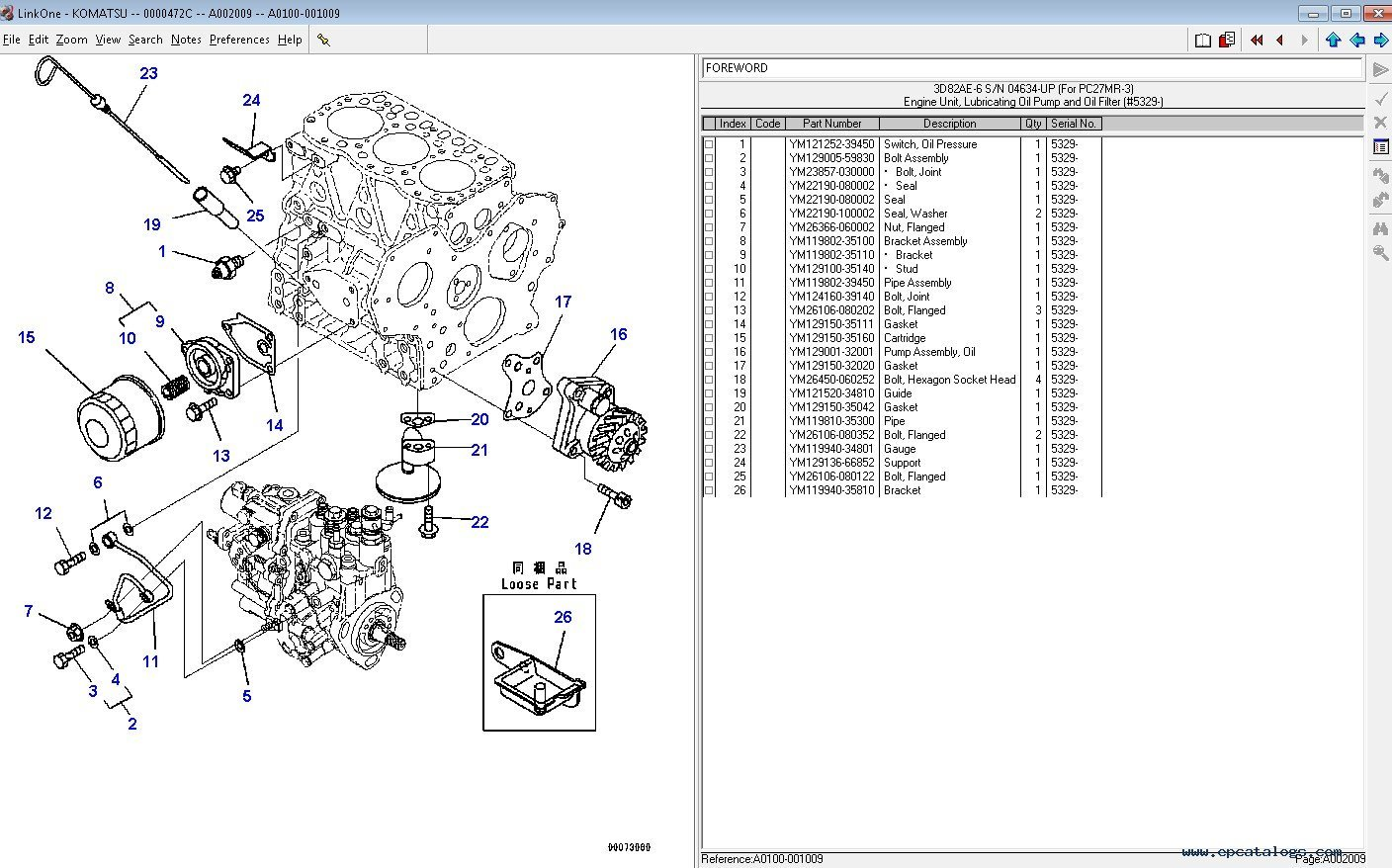 wiring schematic for pc40 7