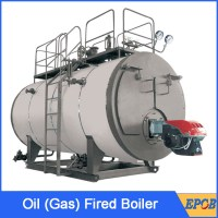 EPCB Low Pressure High Efficiency Industrial Fired Gas Boiler