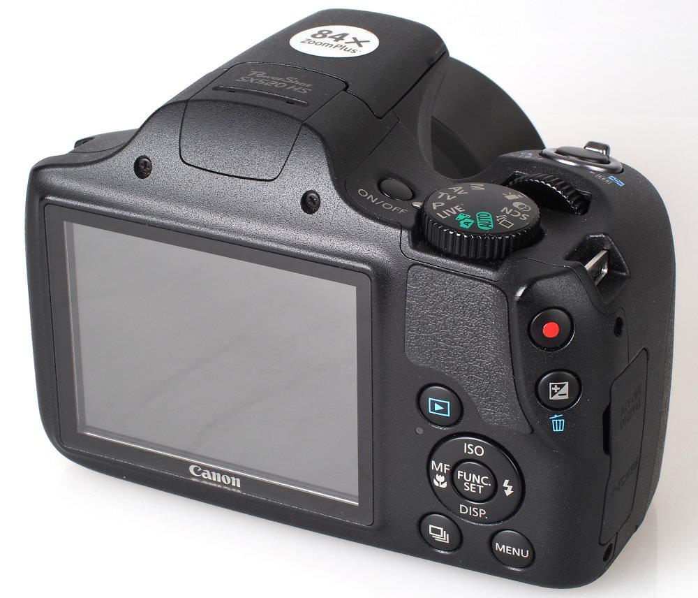 Fullsize Of Canon Powershot Sx520 Hs