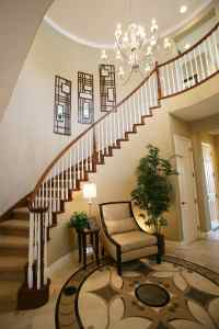 Amazing Luxury Foyer Design Ideas (PHOTOS) with Staircases