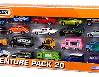 Matchbox On A Mission 20 Pack Car Set Styles May Vary