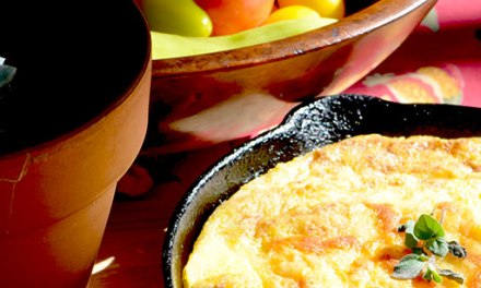 Garlic and Cheese Grits – Southern Style