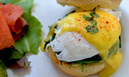 A Good Morning for Eggs Benedict Florentine