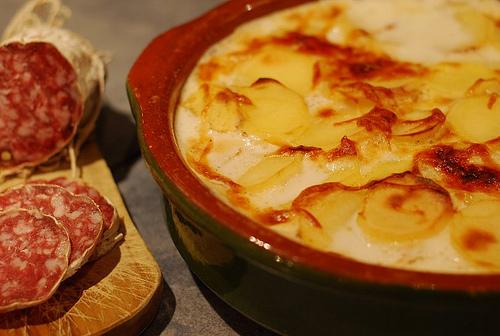 Gratin dauphinois epicuria la cuisine au quotidien - La cuisine au quotidien ...