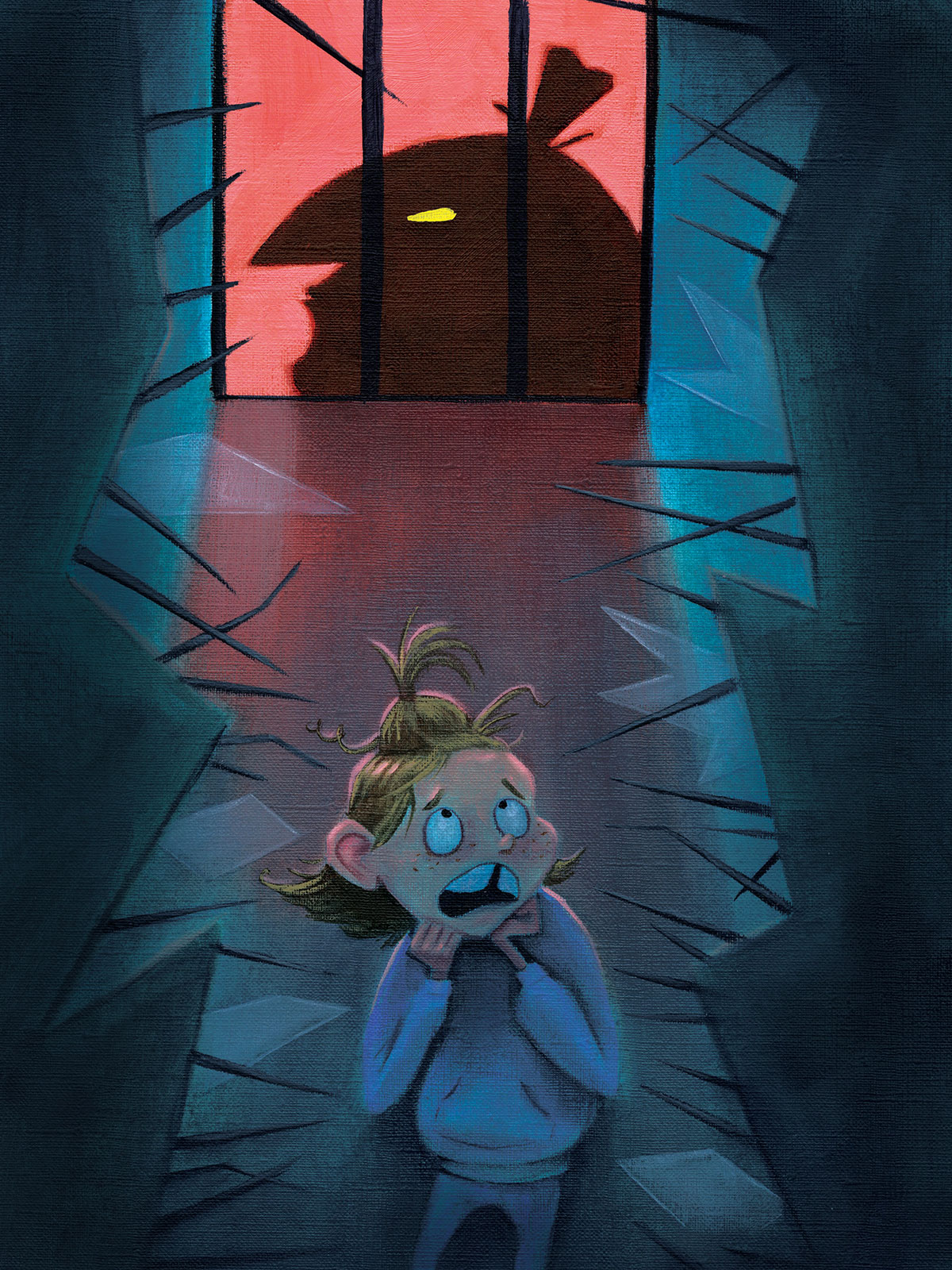 Matilda - The Chokey