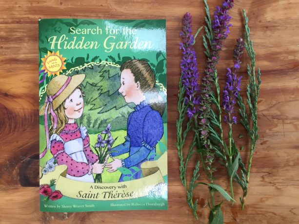 Search for the Hidden Garden | Book Review