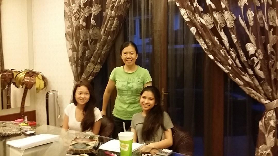 Adlina & Victoria (SM Sri KDU - SPM 2014)