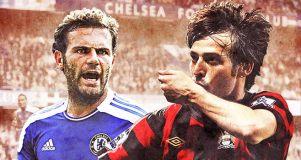 David Silva vs. Juan Mata | Opta Stats 2010 - 2012