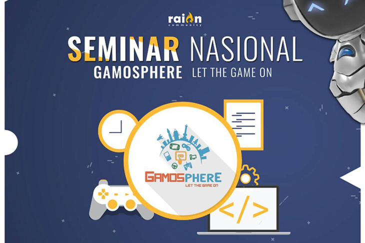 Seminar Nasional Make A Game Trend Or Make A Trend Game
