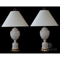 Antique Wedgwood Lamps