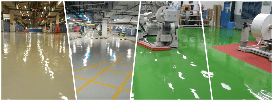 Epoxy Flooring Suppliers Malaysia Best In Class Contractor