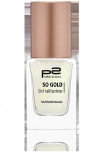 So Gold 5in1 Nail Hardener