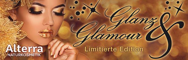 """Limitierte Edition """"Glanz & Glamour"""" von Alterra header"""