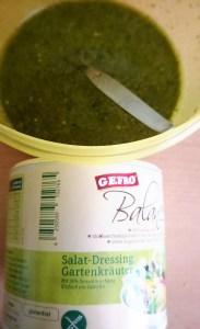 Gefro Balance Salat Dressing Gartenkräuter 2
