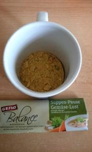 Gefro Balance Suppen-Pause Gemüse Lust