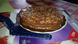 Almondy Milka Schokoladenmousse