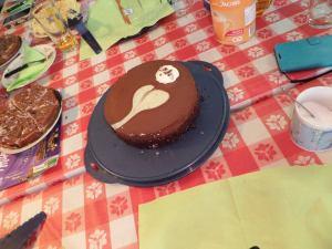 Bofrost Mousse au Chocolate Torte