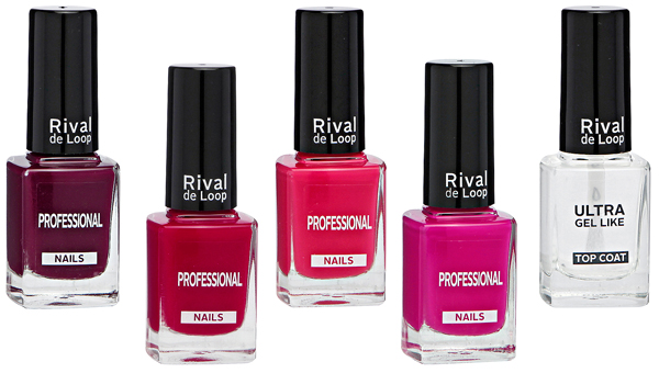 Professional Nail Collection 06-10
