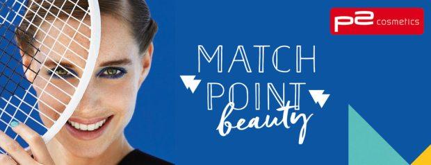 p2 Cosmetics Match Point beauty
