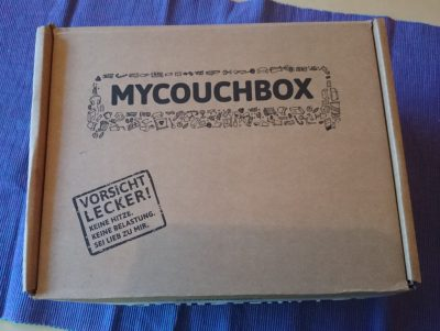 My Couchbox März 2016