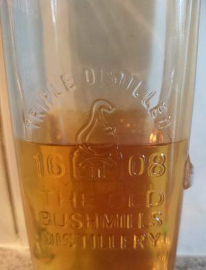 Bushmills Irish Honey Whiskey Likör Relief