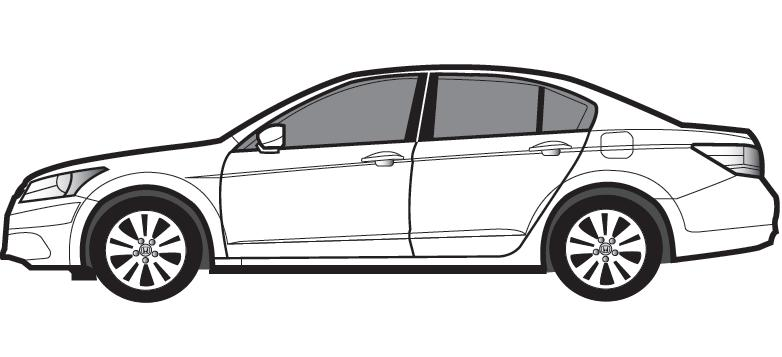 Honda Civic Type R Coloring Pages ~ Coloring Pages World