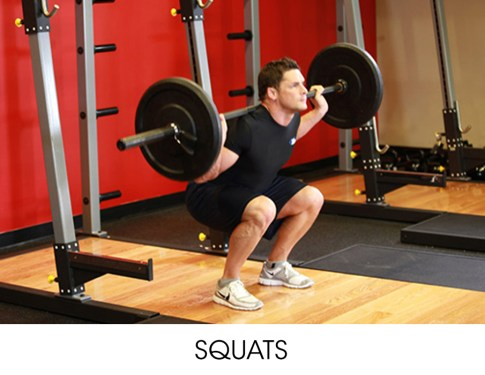 squat programme musculation femme