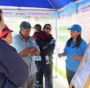 EPS CHAVIN PARTICIPÓ DE FERIA AGROPECUARIA POR EL DIA MUNDIAL DE LA ALIMENTACION EN HUARAZ