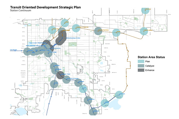 Denver TOD Strategic Plan - Economic  Planning Systems - microsoft strategic plan