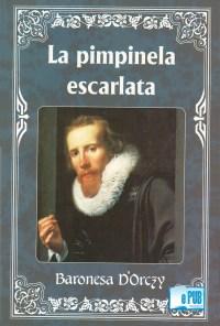 La Pimpinela Escarlata - Baronesa Orczy portada