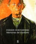 Memorias del subsuelo - Fyodor Mikhailovich Dostoyevsky portada