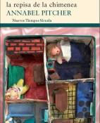 Mi hermana vive sobre la repisa de la chimenea - Annabel Pitcher  portada