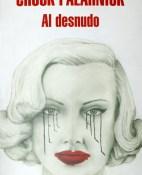 Al desnudo - Chuck Palahniuk portada