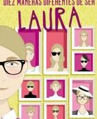 Diez maneras diferentes de ser Laura - Rebeca Rus portada
