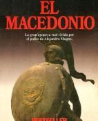 El macedonio - Nicholas Guild portada