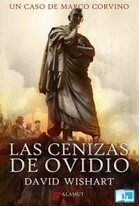 Las cenizas de Ovidio - David Wishart portada