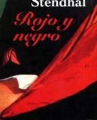 Rojo y negro - Stendhal portada