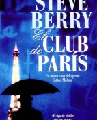 El club de Paris - Steve Berry portada