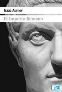 El imperio romano - Isaac Asimov portada