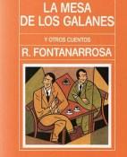 La mesa de los galanes - Roberto Fontanarrosa portada