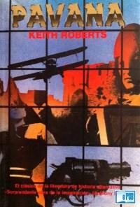 Pavana - Keith Roberts portada