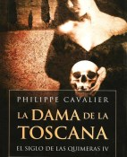 La dama de la Toscana - Philippe Cavalier portada