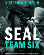 Seal team six - Howard E. Wasdin y Stephen Templin portada