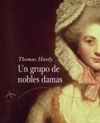 Un grupo de nobles damas - Thomas Hardy portada