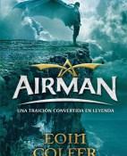 Airman - Eoin Colfer portada