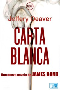 Carta blanca - Jeffery Deaver portada