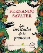 Los invitados de la princesa - Fernando Savater portada