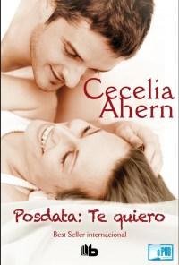 Posdata te quiero - Cecelia Ahern portada
