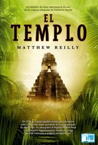 El templo - Matthew Reilly portada
