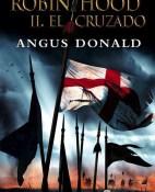 El cruzado - Angus Donald portada